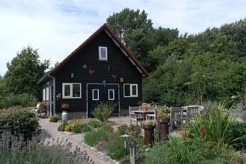 Project Landelijk: woning Hellevoetsluis